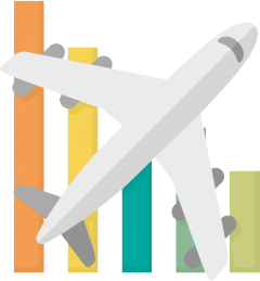 Make greener decisions with business travel analytics
